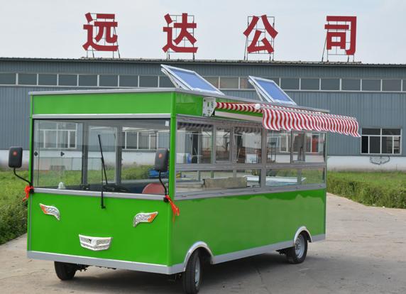 黑龙江移动餐车