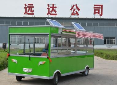 佳木斯移动餐车